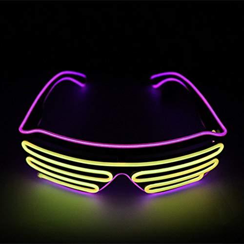OCMCMO Gafas para fiestas