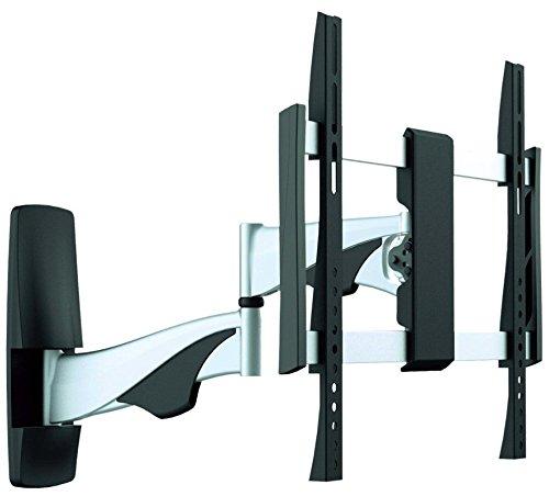 Störch Alu-Flex-400 Wandhalterung für Fernseher (66-147,3 cm (26-58 Zoll), 48-515 mm, max. 30 kg, VESA: 400x400)