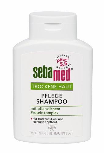 Sebamed Trockene Haut Pflege-Shampoo 200ml, 2er Pack (2 x 200 ml)