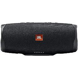 JBL Charge 4 Enceinte Bluetooth Portable avec USB - Robuste et Étanche pour Piscine et Plage - Son Puissant - Autonomie 20 hrs, Noir