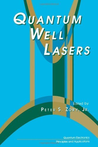 Quantum Well Lasers (Quantum Electronics--Principles and Applications) by Academic Press (1993-04-27)