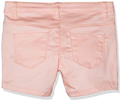 Name IT NOS Mädchen Shorts NKFSALLI TWITINNA AF NOOS, Rosa (Strawberry Cream), (Herstellergröße: 152)
