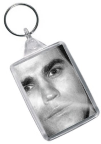PAUL WESLEY - Original Art Keyring #js003