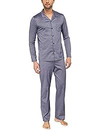 Schiesser Selected! Premium Pyjama Lang - Ensemble de pyjama - Homme