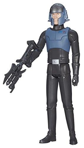 Star Wars Figura de acción agente Klaus de 30 cm (Hasbro A8928)