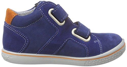 Ricosta Laif, Baskets hautes garçon Bleu - Blau (tinte 161)