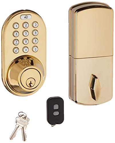 milocks xf-02p Digital cerrojo candado de puerta con seguridad sin lla