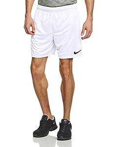 Nike Herren Shorts Park II Knit ohne Innenslip, Weiß (White/Black), Gr. XL, 448224-100