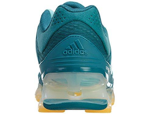 Adidas Springblade lecteur W Chaussures de course Taille 6 Power Teal/Frost Mint/Sol Gold