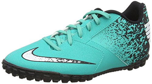 Nike 826486-310, Scarpe da calcio Uomo, Turchese (Clear Jade/White/Black), 44 EU