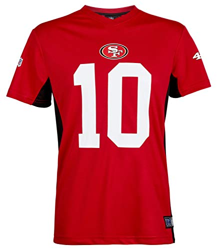 NFL San Francisco 49ers Garoppolo #10 T-Shirt rot L