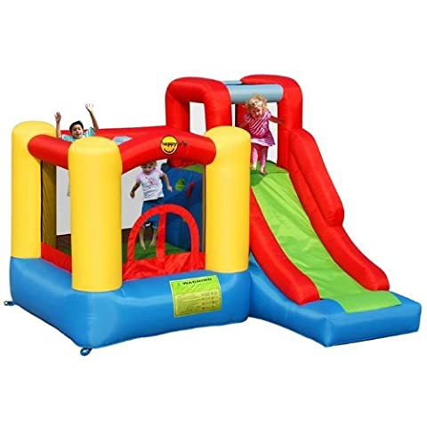 ADVENTURE ZONE INFLATABLE JUMPING CASTLE 9171 MODEL BY DUPLAY THE