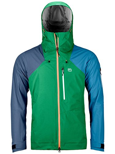 Ortovox Herren Snowboard Jacke Merino Naked Sheep 3L Ortler Jacket