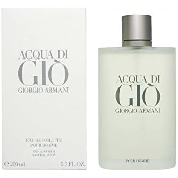 312fbd8bb Giorgio Armani - Acqua Di Gio Men Eau De Toilette 200 ml: Amazon.co ...
