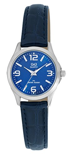 Q&Q Regular Analog Blue Dial Women's Watch - C193J345Y image