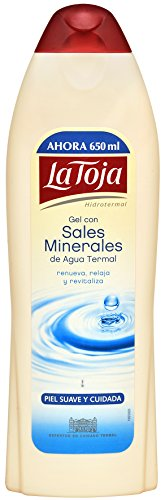 La Toja Bagnoschiuma, Hidrotermal 650 ml