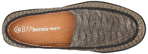 Bernie Mev. Lola Rund Textile Slipper Bronze