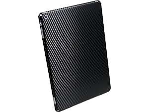 CELWrap Carbon Noir - Film de protection arrière adhésif pour iPad Air