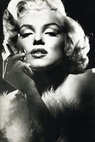 Mr.shaohua DIY Diamant Malerei Person Marilyn Monroe Kreuzstich Kits Schöne Frau Haus Verzieren Weiß Und Schwarz 40X50Cm Geschenk