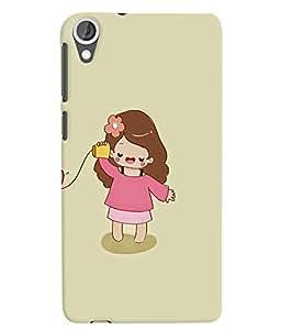Citydreamz Little Baby/Cartoon Hard Polycarbonate Designer Back Case Cover For HTC Desire 630/ HTC Desire 630 Dual Sim