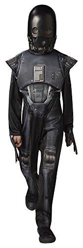 (Rubie's 3630501 - K-2SO Droid Deluxe - Child, Verkleiden und Kostüme, L)