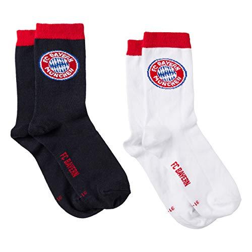 FC Bayern München Fanartikel Sportsocken Kids Gr. 27-30