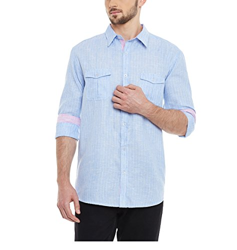 Yepme Men's Blended Shirts - Ypmshrt1288-$p