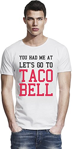 lets-go-to-taco-bell-funny-slogan-raw-edge-t-shirt-x-large