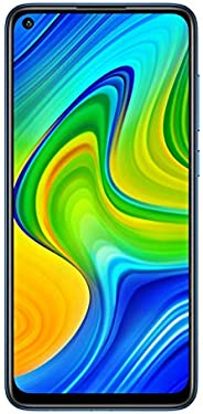 Redmi Note 9 (Pebble Grey, 4GB RAM 64GB Storage) - 48MP Quad Camera & Full HD+ Dis