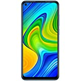 Redmi Note 9 (Pebble Grey, 4GB RAM 64GB Storage) - 48MP Quad Camera & Full HD+ Display