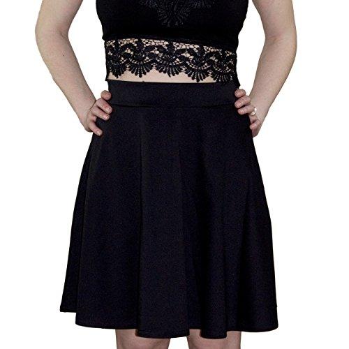 Used, LACHERE Skater Skirt | Knee Length | A-Line Skirt | for sale  Delivered anywhere in UK