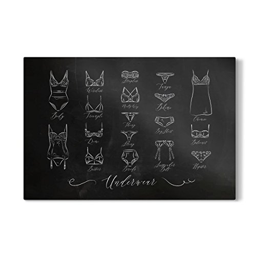 Demi-tangas (artboxONE Galerie-Print 150x100 cm