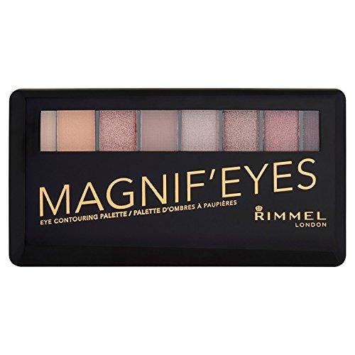 Rimmel London Nudes Calling Magnif'eyes Eye Palette 7 g
