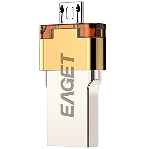 Handy USB Stick, ELEGIANT 2 in 1 OTG Android 32GB