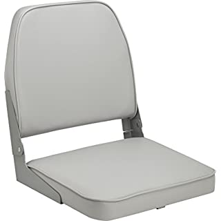 Attwood Boat Seat, White