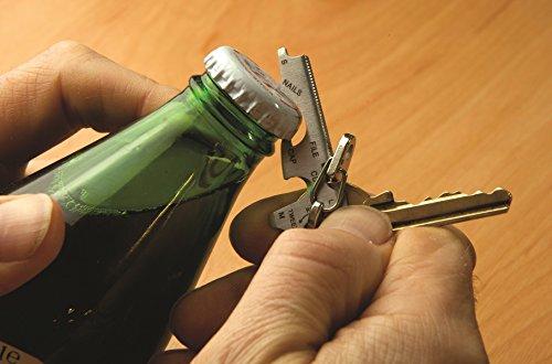 Bier - Bund - Universal Werkzeug am Schlüsselbund - Schlüsselwerkzeug kaufen - Schlüsselbund Werkzeug kaufen - Mini Werkzeug kaufen