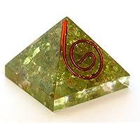 Reiki heilende Energie geladen Krystal Gifts UK Peridot Kristall Chip Energetische Pyramide (2x 2x 2cm) mit... preisvergleich bei billige-tabletten.eu