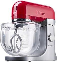Kenwood kMix Stand Mixer, 5 L - Red