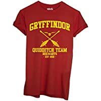 T-Shirt GRYFFINDOR QUIDDITCH HARRY POTTER - FILM by iMage Dress Your Style