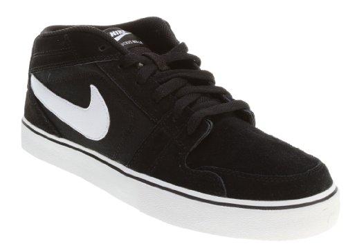 Nike Ruckus Mid Lr 508265-011 Skateboarding Et Mode Chaussures Noir