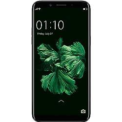 Oppo F5 (Black, Full Screen Display, 4 GB RAM)