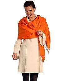 Pashmina 90x200cm orange