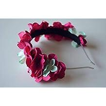 3f22d9749 Amazon.es  diademas flor para bodas invitada