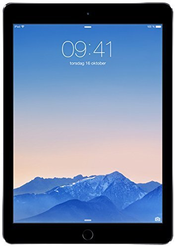 Apple iPad Air 2 WiFi + Cellular 64GB Space Grau (Zertifiziert und - 64 2 Cellular Air Ipad