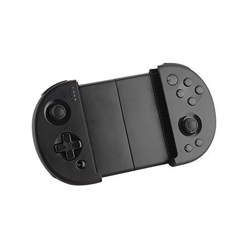 Kreema drahtloser Bluetooth teleskopischer Spiel-Prufer Gamepad Joystick Joypad fur IOS Android iPhone 7/6 s / 6 Samsungs-Galaxie S7 / S6 / S5