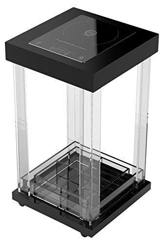 Plexilab 117 Korb Kristallglas Acryl/Kunststoff transparent 44 x 70 x 44 cm