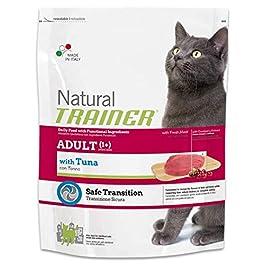 Natural Trainer Trainer Natural con tonno 12,5kg-Mangimi secchi per Gatti crocchette, Multicolore, Unica