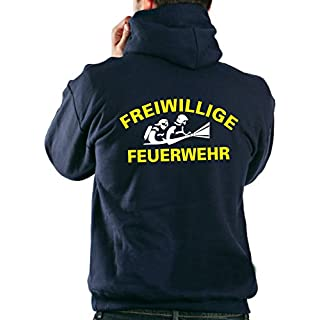 Hoodie, FREIWILLIGE Feuerwehr (