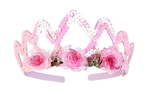 Rose & Romeo - 11015 - Accessoire Pour Déguisement - Chapeau - Sady - Rose Claire