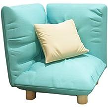 HCJLR FJXLZ® Beanbag, Simple Modern Individual Small Sofa Simple Living Room Floor Sofa Chair